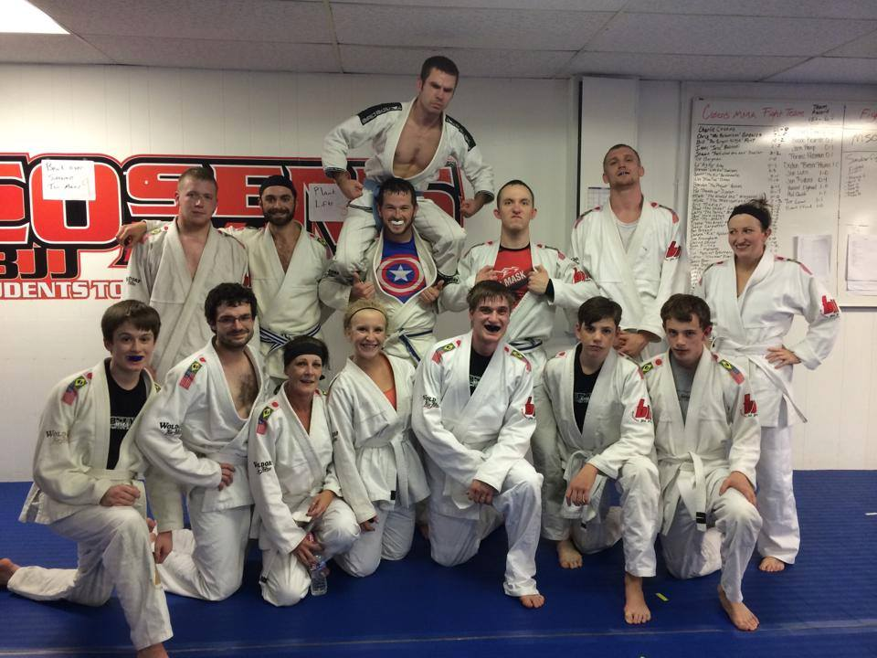 Bay City Jiu Jitsu Classes