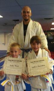 Cosens MMA Little Ninjas