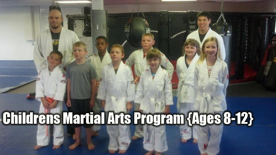 Childrens Martial Arts Program